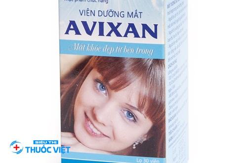 Viên bổ mắt AVIXAN phổ biến nhất hiện nay