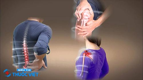 Các nhóm thuốc cơ xương khớp giúp điều trị các bệnh lý về xương