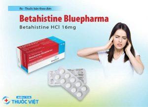 Thuốc Betahistine điều trị dứt điểm ù tai ở mọi lứa tuổi