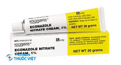 Điều trị bệnh nấm da, viêm âm đạo an toàn bằng cách sử dụng thuốc Econazol