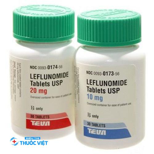 Sử dụng thuốc Leflunomid điều trị viêm khớp dạng thấp ra sao
