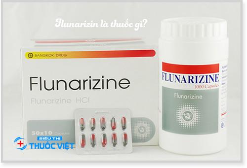 Điều trị đau nửa đầu bằng thuốc Flunarizin ra sao?