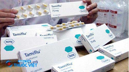 Tamiflu có tên gốc là oseltamivir