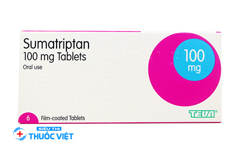 ThuốcSumatriptan điều trị bệnh đau nửa đầu thế nào