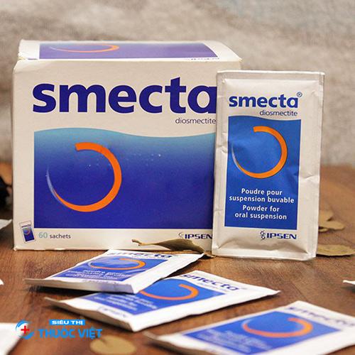 Những lưu ý khi sử dụng thuốc Smecta để điều trị tiêu chảy