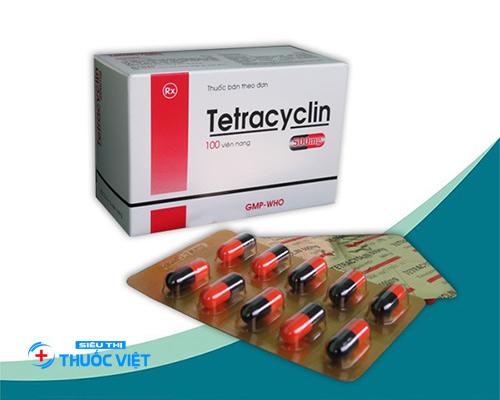 Liều lượng và cách dùng thuốcTetracyclin