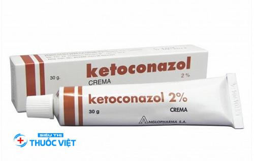 Tác dụng của thuốcKetoconazol