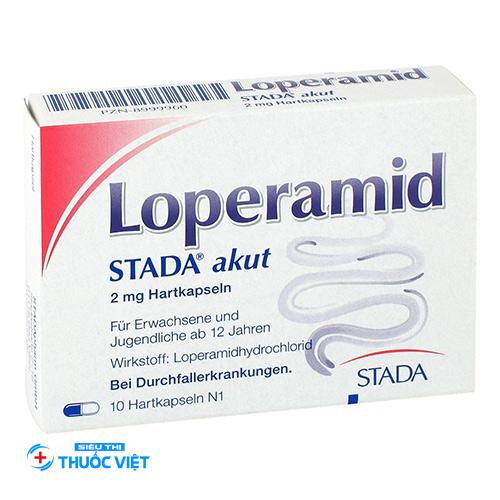 Cách sử dụng Loperamid trong điều trị bệnh