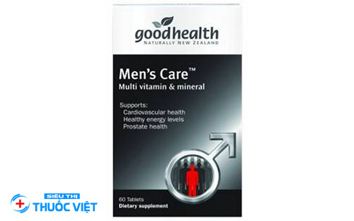 Mens Care bảo vệ sức khỏe đàn ông