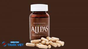 Sâm Alipas tăng cường sức khỏe hệ miễn dịch cho nam giới