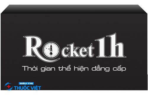 Thuốc Rocket 1 khắc phục tình trạng yếu sinh lí hiệu quả