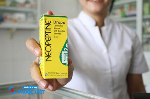 Liều dùng thuốc Neopeptine khi điều trị