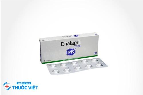 Tác dụng phụ thuốc enalapril