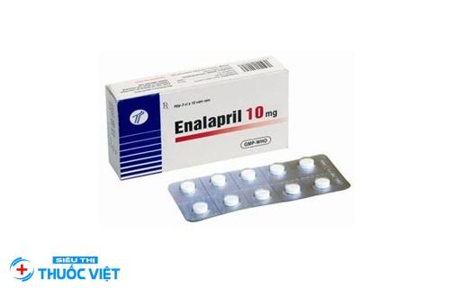 Tìm hiểu về tác dụng của thuốc enalapril trong điều trị tăng huyết áp
