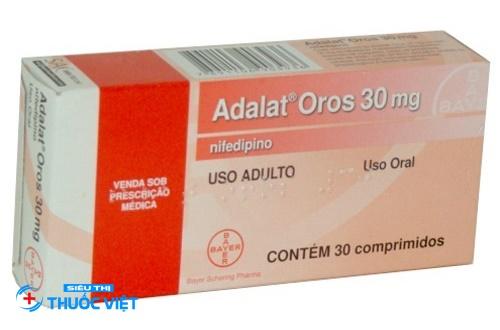 Có nên dùng thuốc adalat cho cơn tăng huyết áp kịch phát