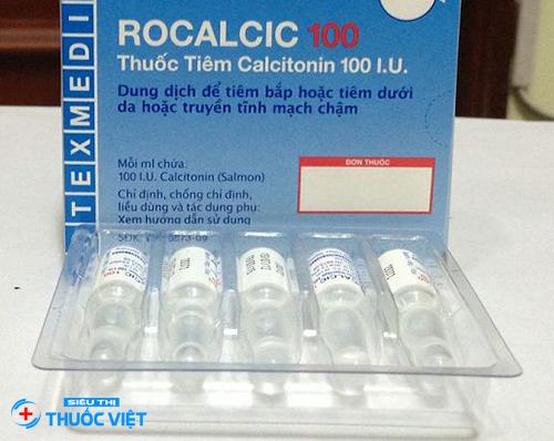 Nên sử dụng Calcitonin theo chỉ định của bác sĩ