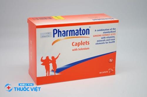 Tác dụng của thuốc Pharmaton là gì?