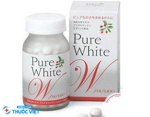 Viên uống Pure White được chị em ưa chuộng