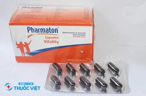 Những đối tượng không nên dùng thuốc pharmaton