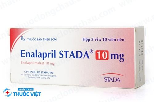 Thận trọng khi dùng thuốc enalapril