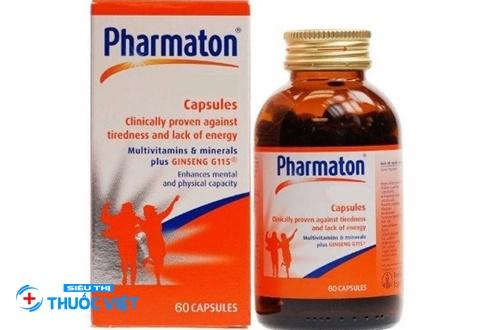 Bảo quản thuốc pharmaton