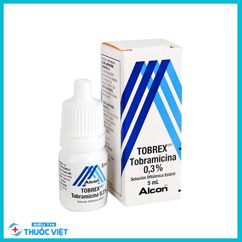 Hướng dẫn cách sử dụng thuốc Tobrex hiệu quả