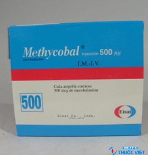 Tìm hiểu công dụng và cách dùng của thuốc Methycobal