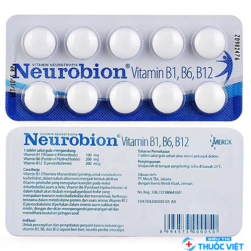 Thuốc Neurobion có chữa được bệnh xương khớp hay không?
