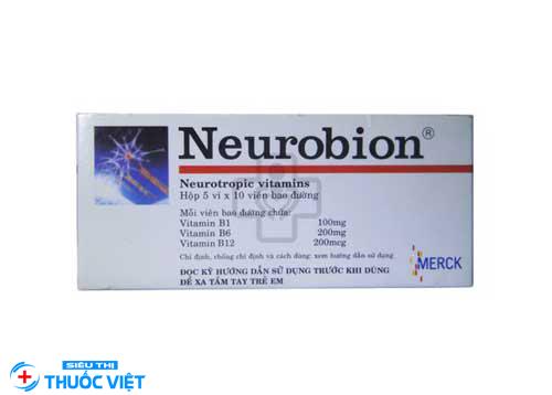 Bạn cần bảo quản thuốc neurobion như thế nào?