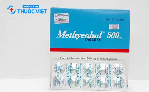 Liều dùng và cách dùng thuốc Methycobal