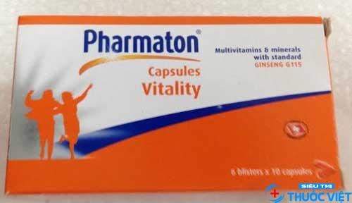 Cùng tìm hiểu thông tin về thuốc pharmaton