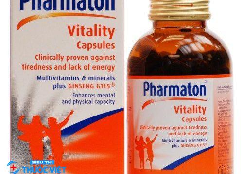 Cách xử lý khi dùng Pharmaton quá liều