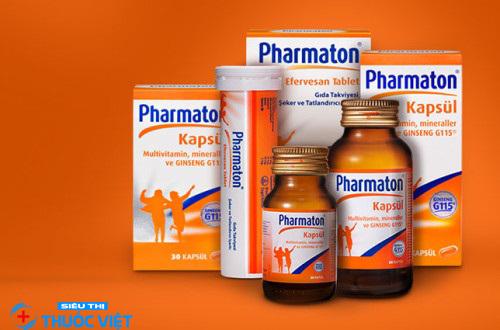 Thành phần của thuốc pharmaton