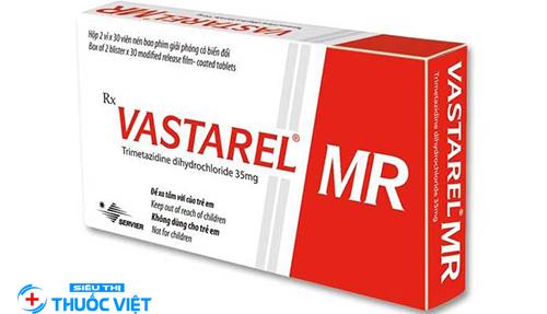 Sử dụng Vastarel đúng cách
