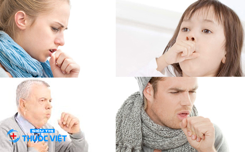 Thuốc thường được sử dụng trong trường hợp người mắc các bệnh về đường hô hấp
