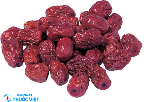 Táo đỏ là thành phần trong nhiều bài thuốc Đông Y