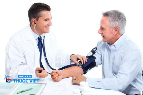 Hạ huyết áp alf một trong dấu hiệu đầu tiên dễ thấy khi sử dụng thuốc