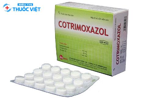 Bạn nên dùng thuốc cotrimoxazol như thế nào?