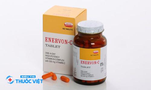 Enervon-C được khuyến cáo dành cho cả trẻ nhỏ và bà mẹ nuôi con bú