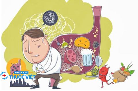 Bisacodyl thuốc có tác dụng đường tiêu hóa