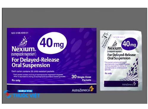 Thuốc được dùng để điều trị các bệnh liên quan tới dạ dày