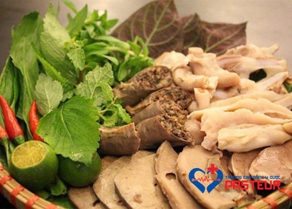 Ăn nội tạng động vật có gây hại không?