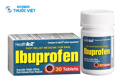 Tác dụng của thuốc Ibuprofen