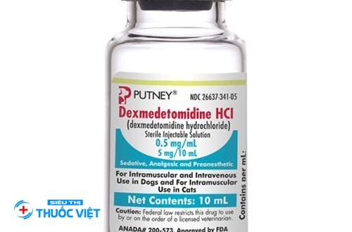 Dùng thuốc gây mê, gây tê Dexmedetomidine trong những trường hợp nào?
