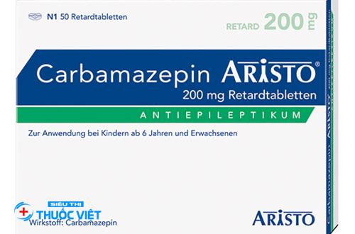Thuốc thần kinh Carbamazepin là thuốc gì và tác dụng ra sao?