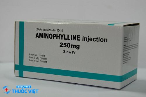 Tác dụng của thuốc aminophylline trong điều trị bệnh về đường hô hấp