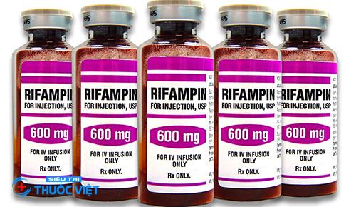 Đặc trị bệnh lao bằng cách sử dụng thuốc Rifampicin