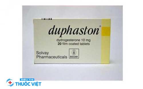 Lưu ý khi sử dụng Duphaston 10mg
