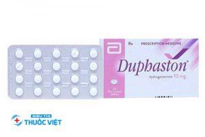 Thuốc Duphaston là thuốc gì ?