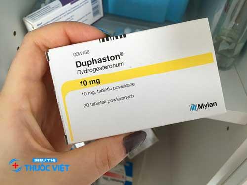 Tác dụng của thuốc Duphaston 10mg